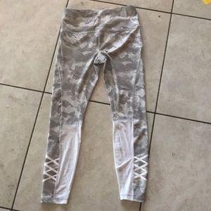 RBX medium mesh pants camo